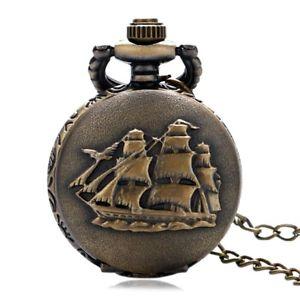 【送料無料】sailing i love boats ocean sea mini small quartz wrist watch