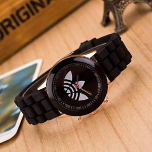 【送料無料】sports brand quartz watch men casual silicone women watches