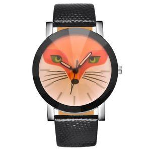 送料無料 environmenti love fox nature wiferare novelty quartz wrist watchsQdtrh