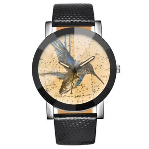【送料無料】gardening i love hummingbird nature wife rare novelty quartz wrist watch
