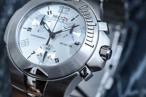 【送料無料】sector watch 134 chronograph swiss made