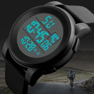 【送料無料】verde orologio display sportivo acqua colore honhx ora tempo nero st