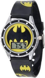 【送料無料】usa seller batman kids bat4068 logo watch gift water resistant dc comics