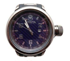 【送料無料】mens invicta russian diver limited edition swiss parts wristwatch model 0058