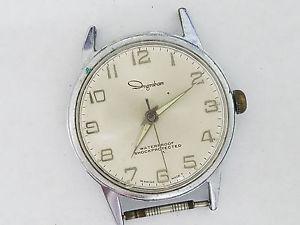 【送料無料】vintage ingraham 1j wind up watch 3335