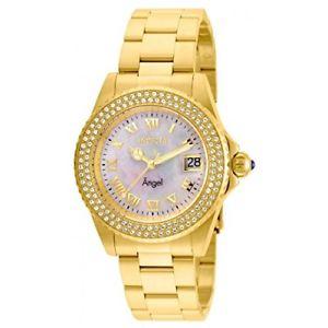 【送料無料】invicta angel 22875 stainless steel watch