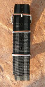 【送料無料】phoenix straps uk mod nato spectre bond military watchstrap 18,20,22mm