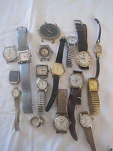 【送料無料】vintage  lot de montres