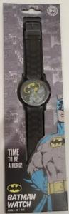 【送料無料】genuine batman watch by dc comics amp; sealed, great gift