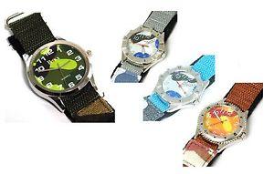 【送料無料】boxx gents jumbo easy fasten army camouflage watch christmas gift