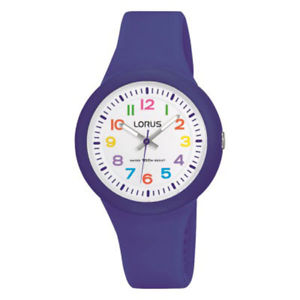 【送料無料】nb  lorus childrens resin strap watch rrx45ex9lnp