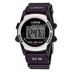【送料無料】nb lorus gents digital resin strap watch buy 1 get 1 free r2361ax9 lnp