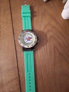 【送料無料】hot tuna wrist watch jelly sprap