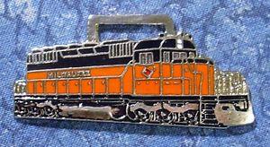 【送料無料】milwaukee locomotive railroad train engine watch fob
