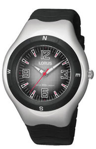 【送料無料】nb lorus childrens resin strap watch rg295gx9lnp