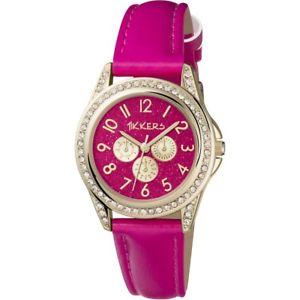 【送料無料】nb tikkers childrens gold plated watch tk0130tnp