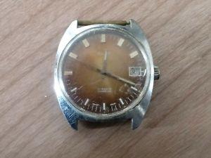 【送料無料】avia vintage watch 7 jewels fortainemelon 964 movement