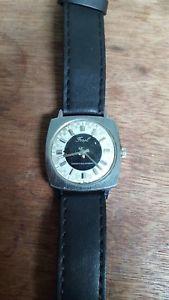 【送料無料】vintage gents oversized jumbo watch