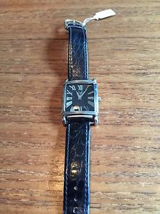 【送料無料】mans limit rectangular dress quartz watch w110d