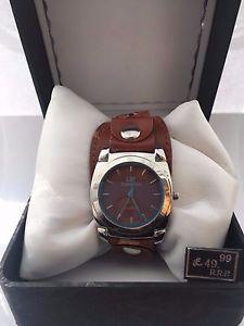 【送料無料】gk collection womens analogue quartz strap watch rrp4999