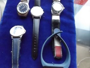 【送料無料】mixed lot of watches not working probably need batteries apr 02