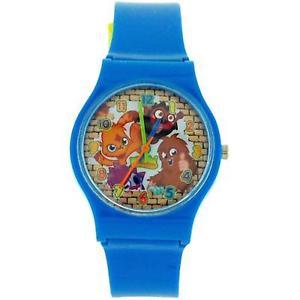 【送料無料】moshi monsters blue boys analogue plastic strap watch mm017