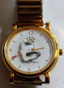 【送料無料】shih tzu dog quartz watch by nkc tracy morgan