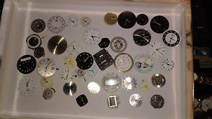 【送料無料】wristwatch quartz spares 2