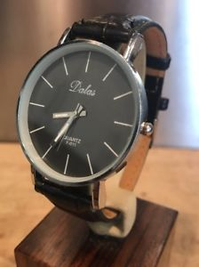 【送料無料】dalas gents quartz watch