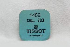 【送料無料】nos tissot part no 1482 for calibre 783 driving gear for crown wheel
