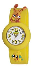 【送料無料】moshi monsters yellow charm watch katsumma mmka0002 rrp 1999