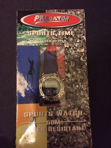 【送料無料】vintage predator sport watch