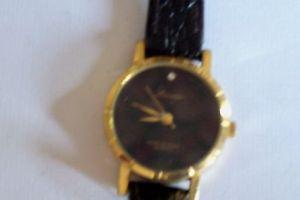 【送料無料】laurier water resistance quartz watch