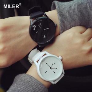 【送料無料】original miler soft silicone strap jelly quartz watch wristwatches for women