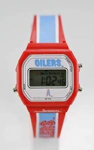 【送料無料】sportstime watch mensyouth red white blue plastic date alarm stopwatch quartz