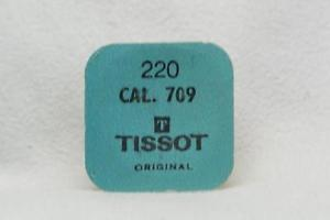 【送料無料】nos tissot part no 220 for calibre 709 fourth wheel non seconds