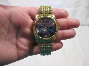 【送料無料】hennessy mens quartz watch