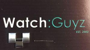【送料無料】michael kors garner polished ss replacement watch link amp; pin mk6407