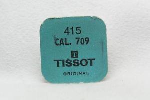 【送料無料】nos tissot part no 415 for calibre 709 ratchet wheel