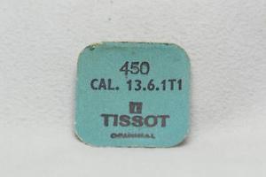 【送料無料】nos tissot part no 450 for calibre 1361t1 setting wheel