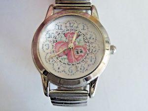 【送料無料】ladys mary engelbreit quartz watch