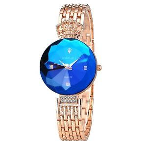 【送料無料】baosaili luxury imperial crown ladies dress bracelet watch fashion women quartz