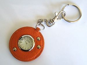 【送料無料】montres de fleur quartz fashion key fob watch