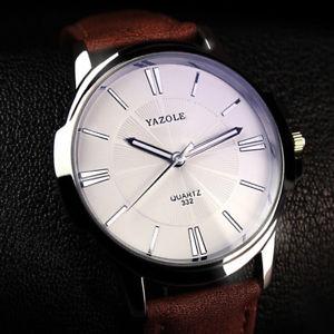 【送料無料】yazole men watch brand luxury wrist watch casual business xmas gifts for him son