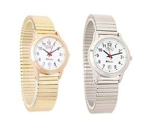 【送料無料】ravel ladies daydate golden expandable casual watch r0706192 r0706202