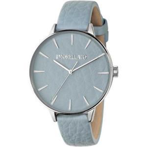 【送料無料】orologio donna morellato ninfa r0151141515 vera pelle azzurro