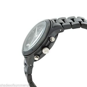 neues angebotmichael kors womens runway ceramic sleek lightweight chronograph watch mk5162