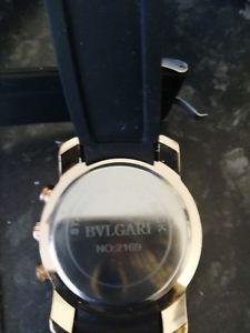 bvlgar watch mens