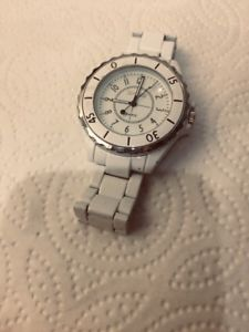 【送料無料】sinobi women watches ladies quartz brand fashion watch white