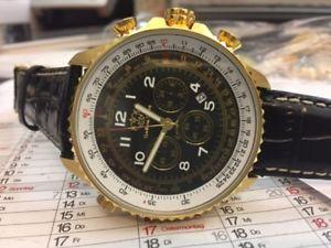 【送料無料】endeavour sportlicher chronograph edelstahl gadison stern zifferblatt schwarz
